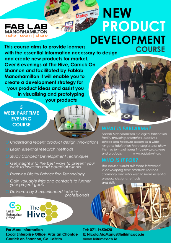New Product Development course